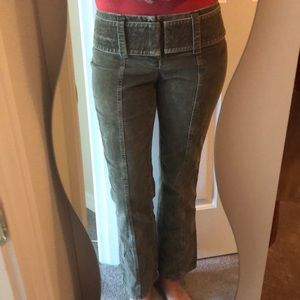 2 for $20 London Jean Kate Fit cord wide leg pant